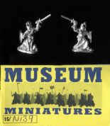 Museum Miniatures 15mm Crusades NI 39 Teutonic Knight on Foot with Sword (x 8)